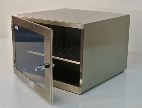 Stainless Steel Desiccator Cabinet_1