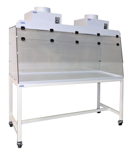 Ducted Fume Hood two Blower