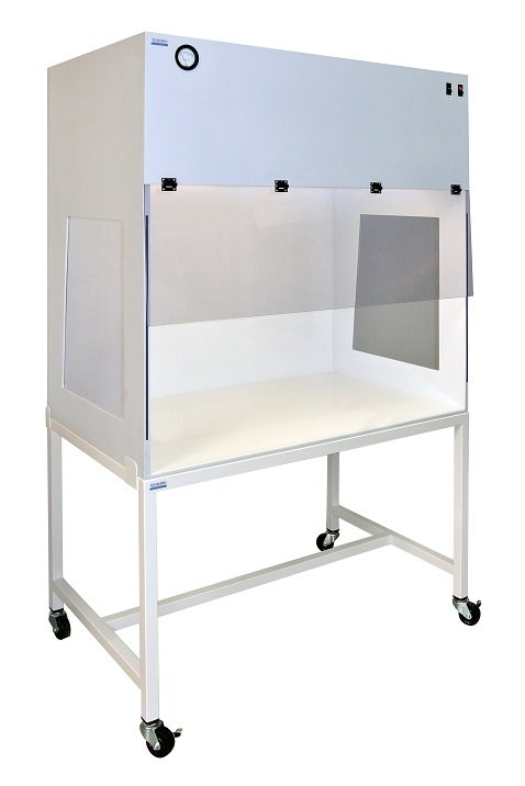 Clean bench , Laminar Flow Hood  Polypro
