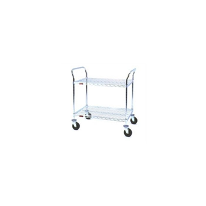 Heavy Duty Utility Carts Two shelf units
