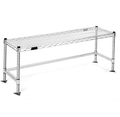 Wire Stainless Steel Gowning Bench