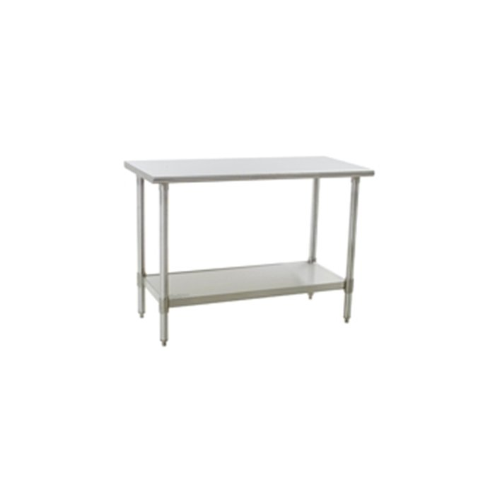 Worktables Flat Top Stainless Steel