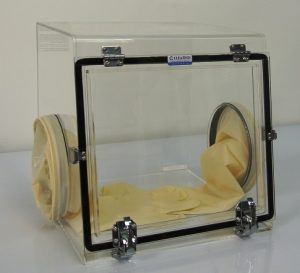 Compact Isolation Glove Box