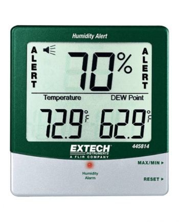 Big Digit Hygro Thermometer with Dew Point - A15-MT-HTD