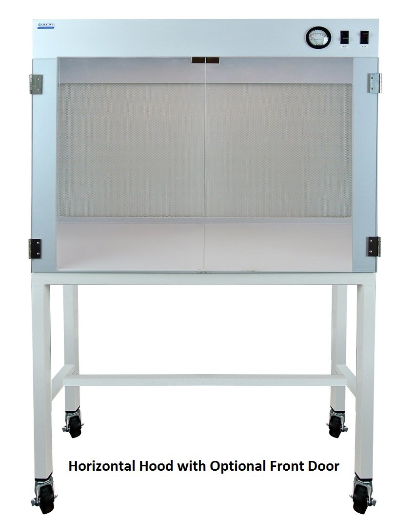 3 feet Horizontal Hood with front door