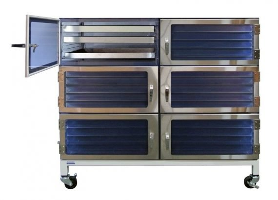 six door desiccator cabinet esd stainless steel drawer