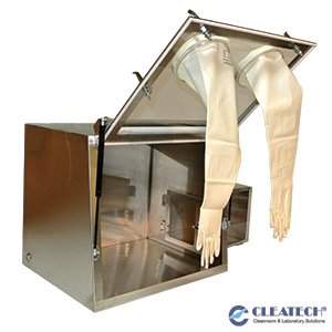 Stainless Steel Glove Box