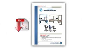 Lab & Cleanroom Furniture Catalog