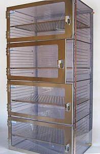 Four door Desiccator Cabinet