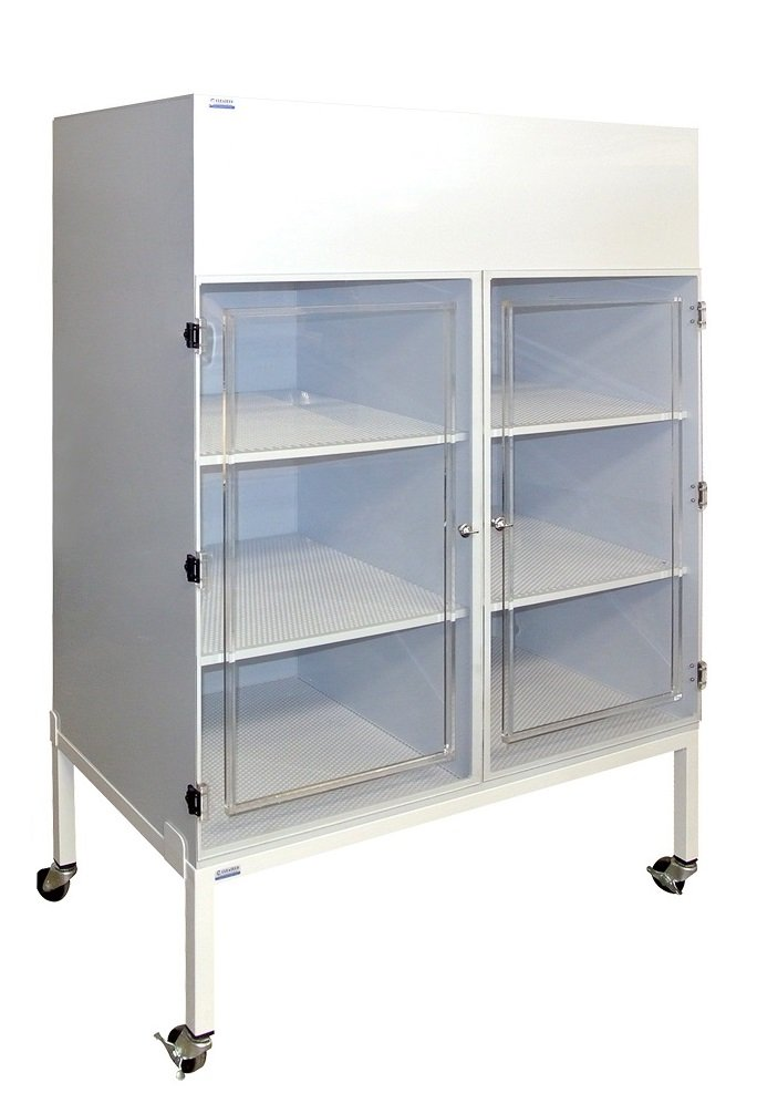 Laminar flow cabinets vertical laminar airflow storage for Acrylic kitchen cabinets cost