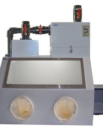 Closed Loop glovebox polypropylene