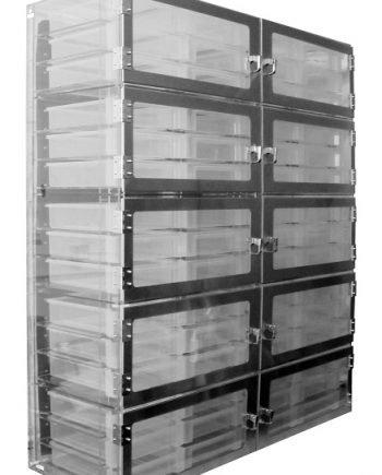 Tote Box Desiccator