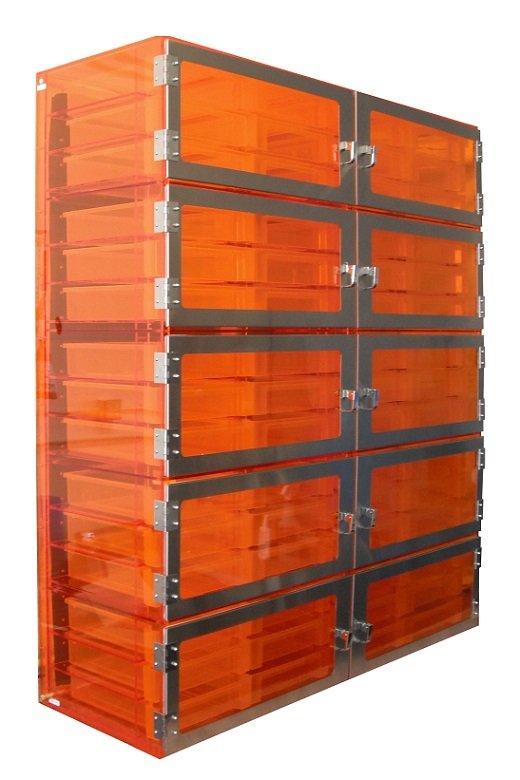 Drawer Desiccator Cabinets Tote Box Inert Gas Desiccators