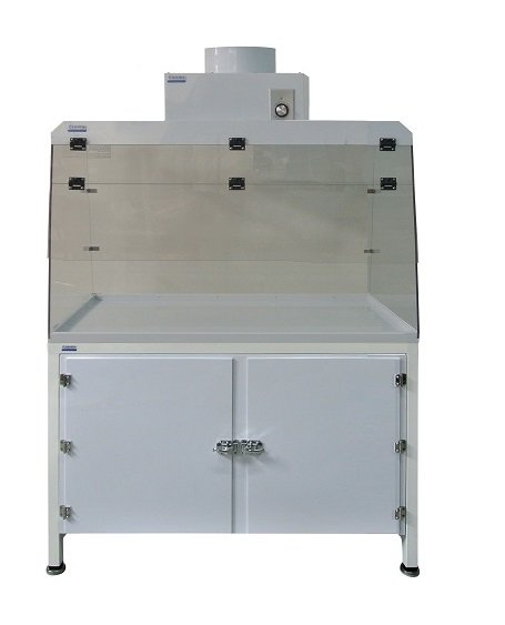 Fume Hood with Base Cabinet_small