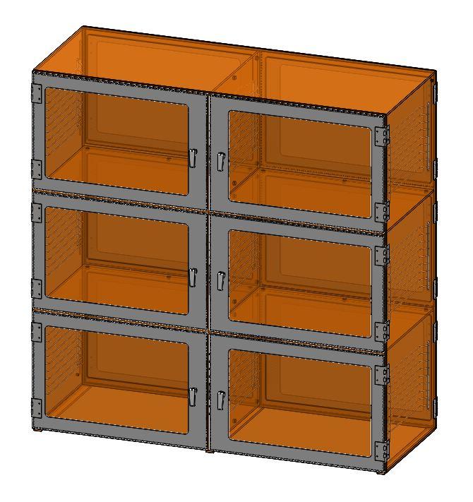 Nitrogen Dry Box – Nitrogen Storage Cabinet – Desiccator Cabinets