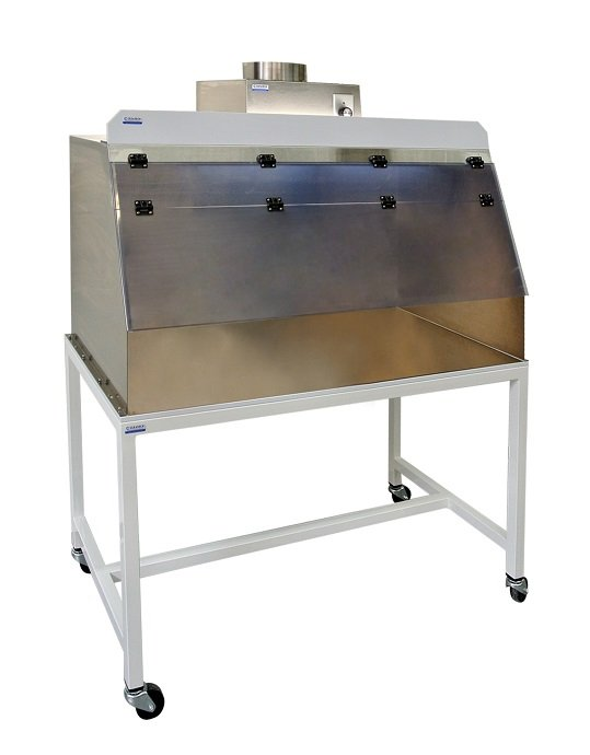 Stainless Steel Hood with Stand