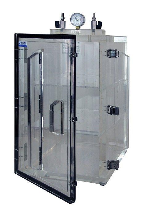 Vacuum Desiccator Large  sc 1 st  Cleatech & Vacuum Desiccator Front Access Door Clear Acrylic - Cleatech