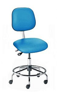Biofit EE Series , ESD Chair , Tubular Steel Base , High Seat Height 25