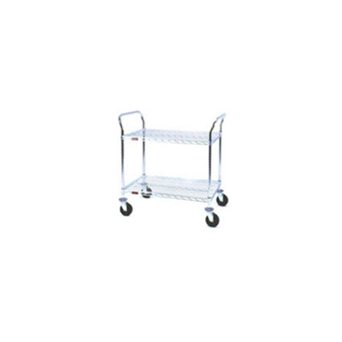 Heavy Duty Utility Carts , Two-shelf units