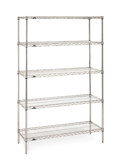 Best Cleanroom Equipment – Wire Shelving Rack- Lab & Cleanroom Equipment – Cleatech LLC