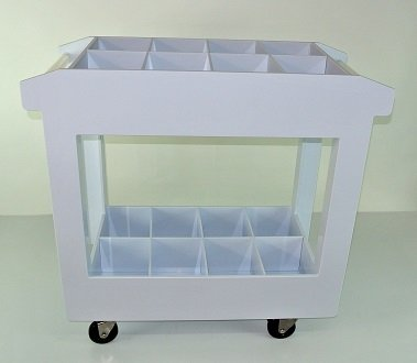 Chemical Transport Carts - Cleatech