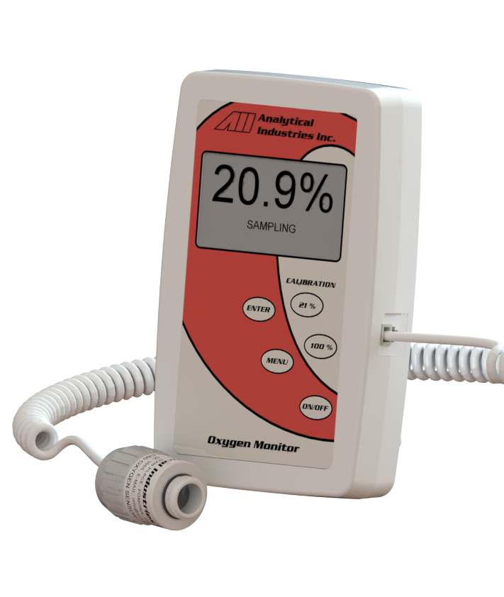 Portable Oxygen Monitor