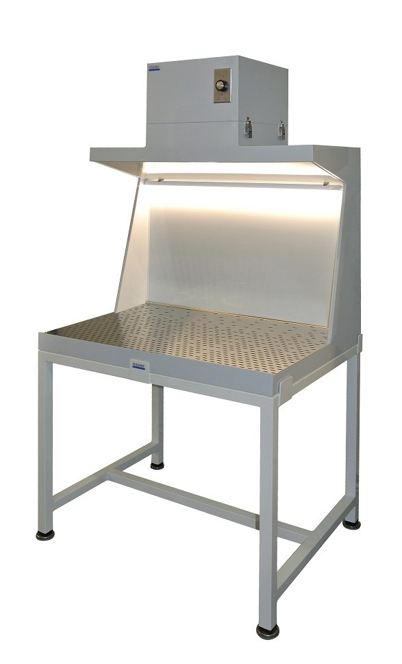 Downflow Hood with stand
