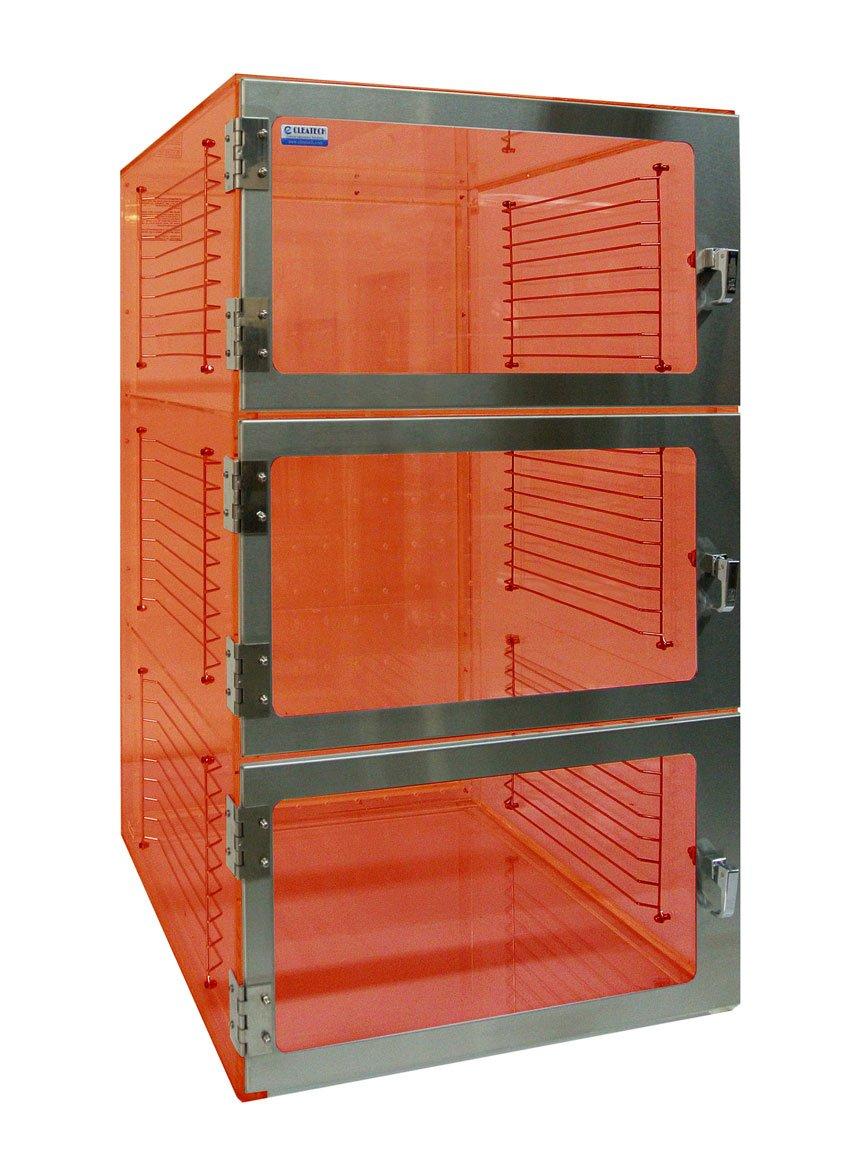 Amber Desiccator Cabinet
