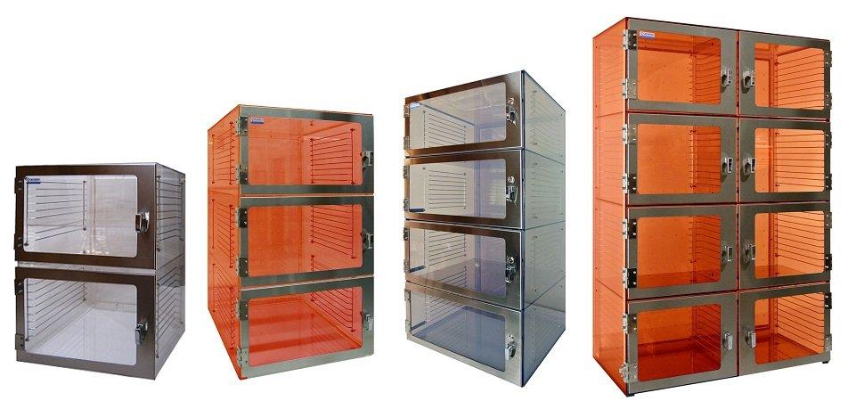 Laboratory Desiccator Cabinets