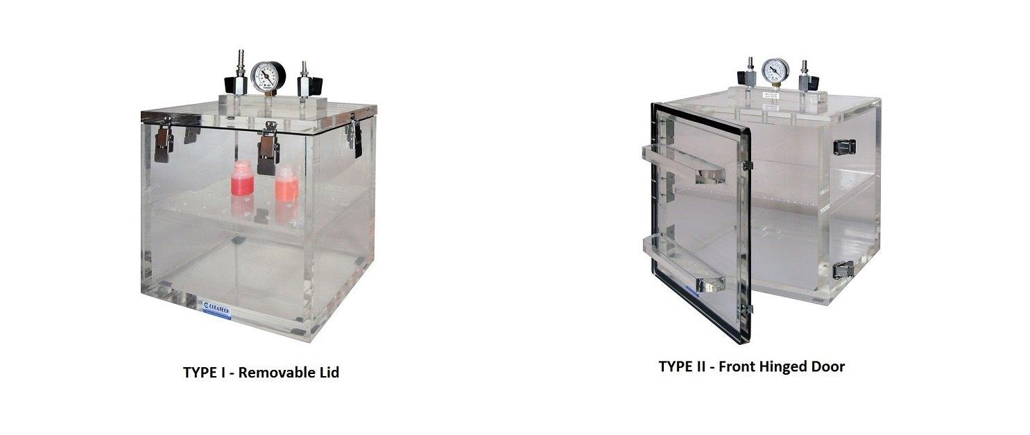 Vacuum Desiccator Cabinet