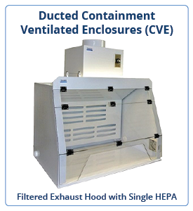 Containment Ventilated Enclosure - Ducted