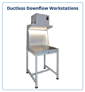Downflow Workstation - Ductless