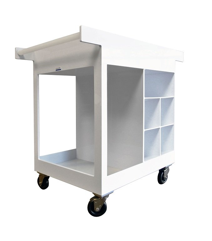 Chemical Cart Type-B