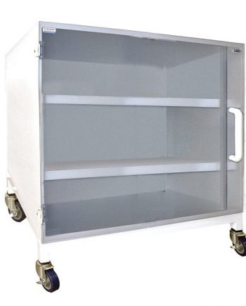 Polypropylene Storage Cabinets - 2 Shelves