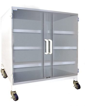 Polypropylene Storage Cabinets - 6 Shelves
