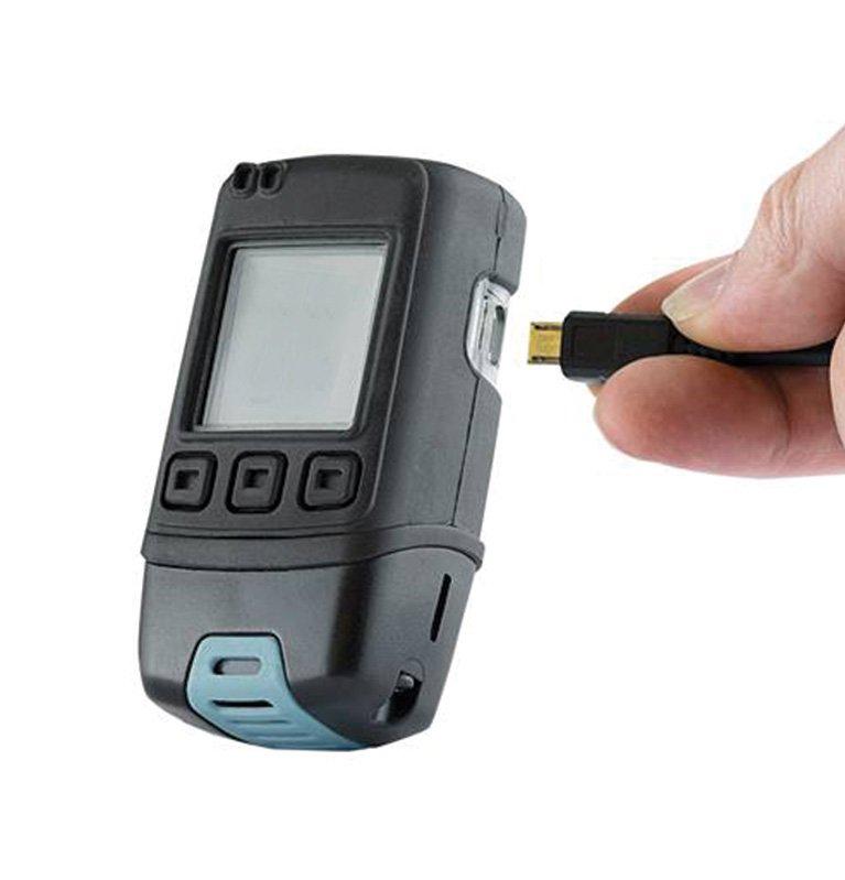 RH and Temperature Monitor